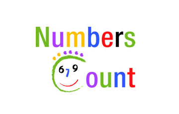 Numbers Count Logo